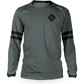 Loose Riders Vink Heritage LS Jersey Men slate grey